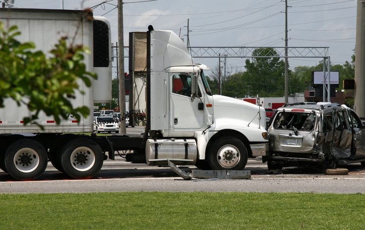 How Are Damages Figured in a Truck Accident?